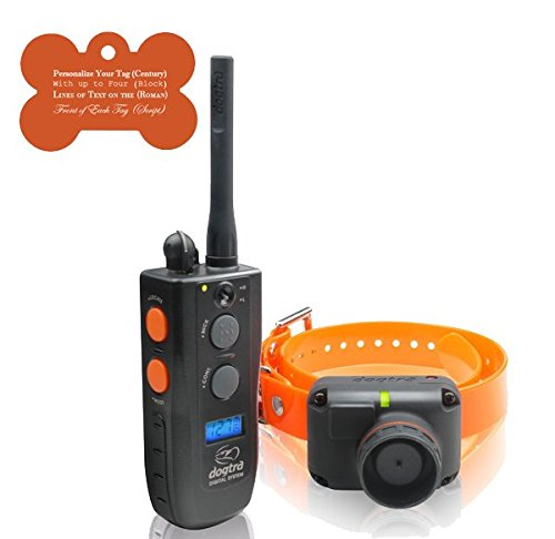 DOGTRA 2500T&B - 1-Dog (20 lbs and Up) Remote Dog Behavio...