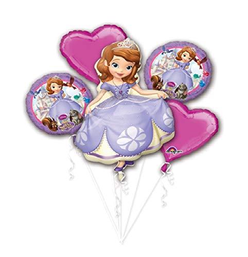 Anagram 1 X Sofia Happy Birthday Bouquet Balloons -