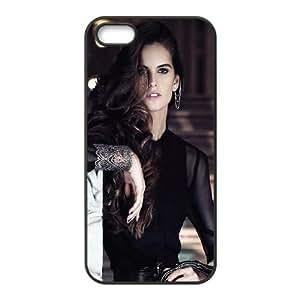 Celebrities Izabel Gaulard iPhone 4 4s Cell Phone Case Black NiceGift pjz0035116422