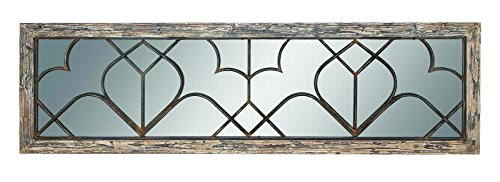 Home Accents Metal Mirror - 3