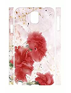 Individualized Special Roses Slim Samsung Galaxy Note 3 N9005 Phone Snap On Case by icecream design