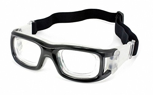 Basketball/Football Avant-Garde Fashion Sports Glasses Antifog Anti Shock Collision Wearable Glasses Sports Goggles