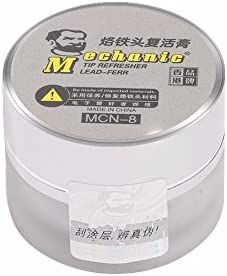 MECHANIC MCN-8 Soldering Iron Tip Refresher Clean Paste Oxide Solder Iron Tip He