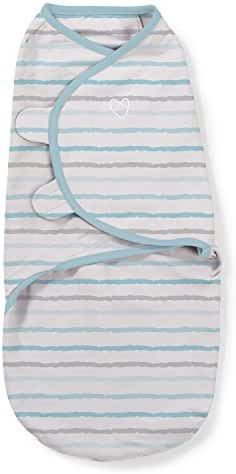 SwaddleMe Original Swaddle, Sketchy Stripe, Small