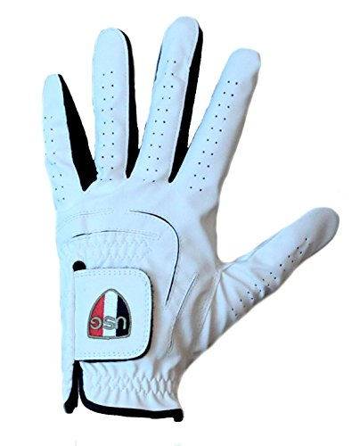 US Glove Ulti-Grip Stretch Synthetic Golf Glove (Men's) (Left-3XL) ()