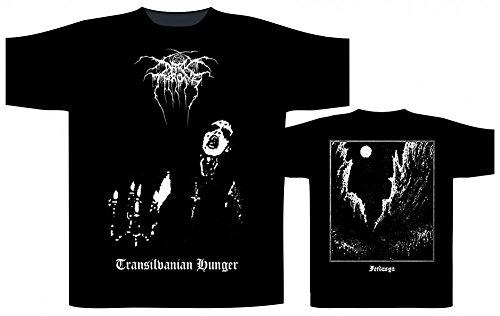DARKTHRONE TRANSILVANIAN HUNGER T-Shirt XL: Amazon.es: Música