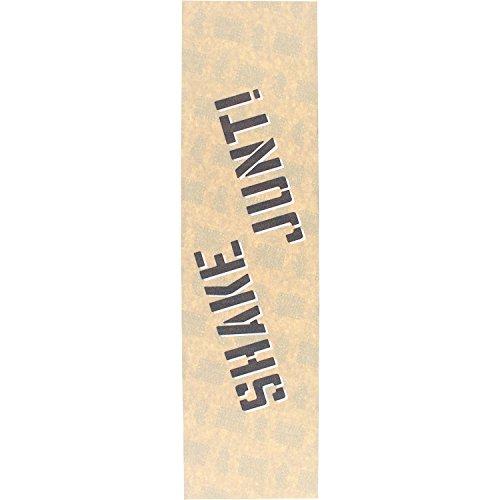 Shake Junt Single Sheet Clear GRIPTAPE 9x33 Clear/Black by Shake Junt