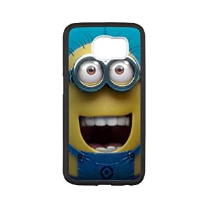 AKERCY Despicable Me Phone Case For Samsung Galaxy S6 G9200 [Pattern-6]