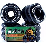 Shark Wheels with FREE Abec 9 Shiver Bearings ($24.99+ savings)
