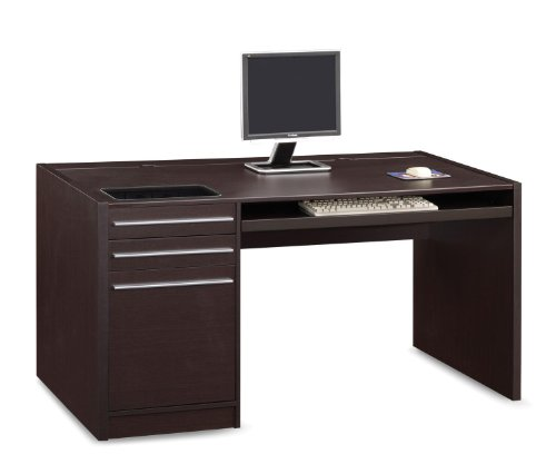 Coaster Home Furnishings 800982 Contemporary Computer Desk, - Pembroke At The Shops