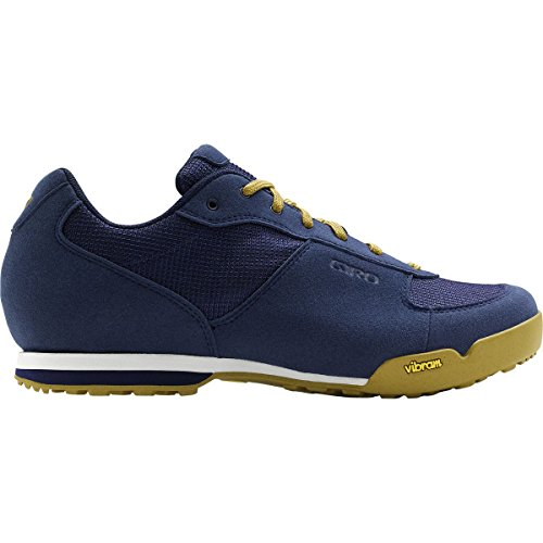 Giro Rumble Vr MTB Shoes Dress Blue/Gum 44 - Mountain Bike Cycling Shoes