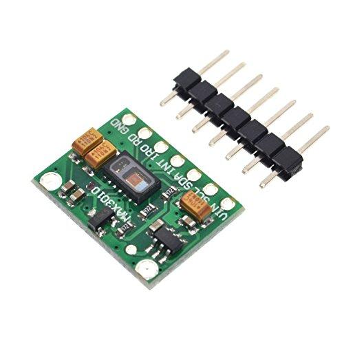 TOOGOO MAX30102 Oximeter Heart Rate Beat Pulse Sensor 1.8V-3.3V Replace MAX30100