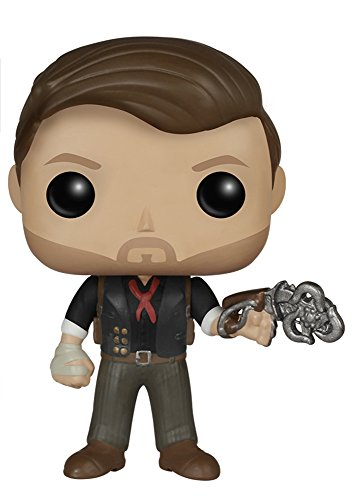 Funko POP Games: Bioshock - Skyhook Booker DeWitt Action Figure