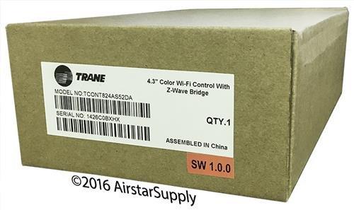 Trane Xl824 Nexia Control Thermostat Hub