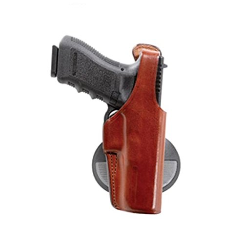 Bianchi 59 Special Agent Hip Holster - Glock 19/23 Auto (Tan, Right (Agent Gun)