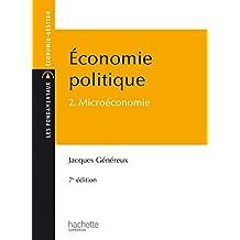 Économie politique - Tome 2 - Microéconomie (Les Fondamentaux Economie - gestion) (French Edition)