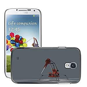 Hot Style Cell Phone PC Hard Case Cover // M00045483 3d artistic 2 robo // Samsung Galaxy S4 i9500