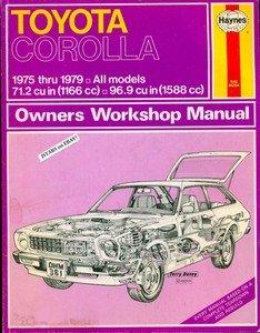 toyota corolla 1979 - 9