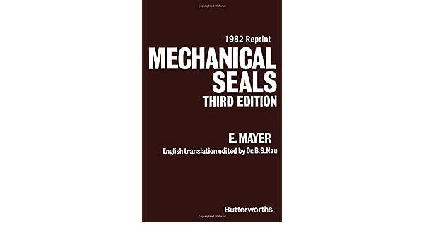 Mechanical Seal Book