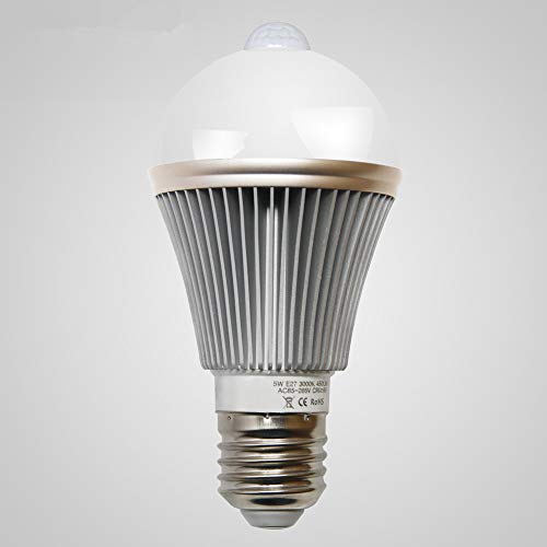 auto motion sensor light lamp