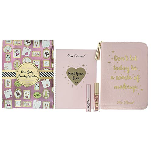 Too Faced Boss Beauty Lady Agenda - Best Year Ever 2018 (Best High End Eyeshadow)