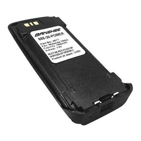 Battery Pack, Lithium Ion Battery, 7.4V by banshee