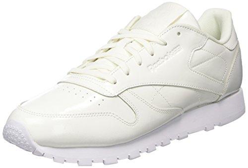 Reebok Fitness Patent Cl 000 Chaussures Blanc De Femme Lthr white rqrHAU