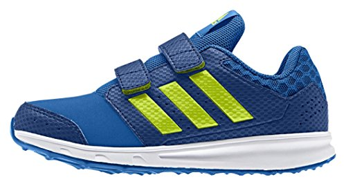 adidas LK Sport 2 CF K, Zapatillas de Running Unisex Bebé Azul / Verde (Azuimp / Seliso / Eqtazu)