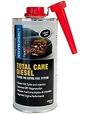 Lindemann - brandstofadditief Total Care Diesel 1000 ml - Grijs