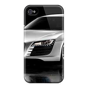 Tough Iphone VuX34513UdFH Cases Covers/ Cases For Iphone 6(audi R8)