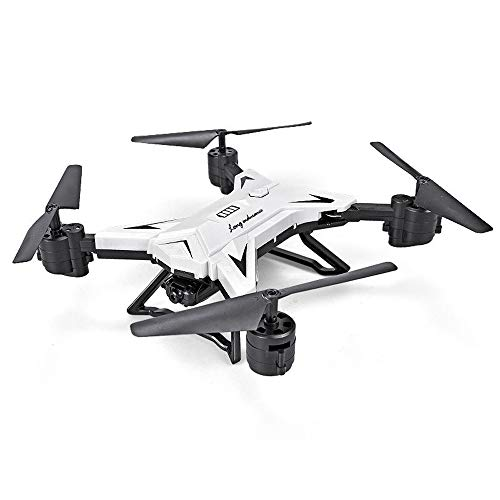 Camera Foldable Drone,Quadcopter with 110° Wide-Angle 1080P HD Camera Foldable Drone - Altitude Hold, One Key Take Off/Landing, 3D Flip,2.4GHz with APP Control Headless Mode Remote Control -