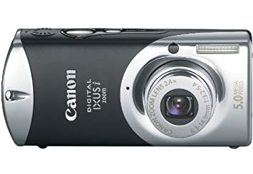 canon digital ixus i zoom jet black digital camera amazon co uk rh amazon co uk Canon PowerShot Digital Camera Canon Compact Digital Cameras