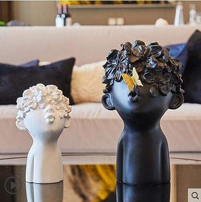 . WVHGDS Ornaments Decoration Nordic Minimalist Resin Figurines