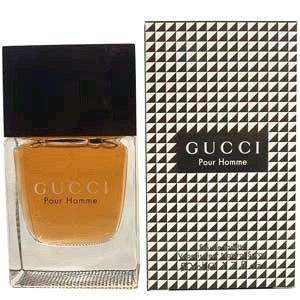 3d5fdfe7f5 Amazon.com : GUCCI POUR HOMME by Gucci EDT SPRAY 1.7 OZ for MEN : Gucci For  Man : Beauty