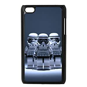 iPod Touch 4 phone cases Black Star Wars Phone cover DSW1909878