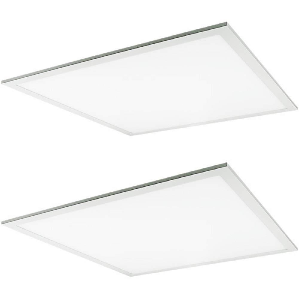 Amazon.com: Lámpara LED de techo (2 unidades, 3600 lúmenes ...