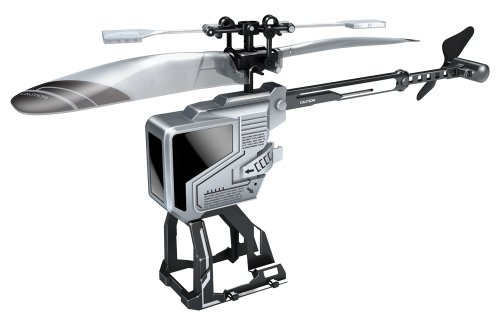 Silverlit Heli Cube 2-Channel Remote Control Gyro Helicopter (Assorted Colours) by SilverLit