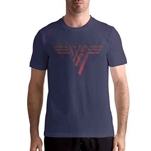 * Besteller * Van Halen 'Classic Logo' Men's Leisure Tee, S to 6XL