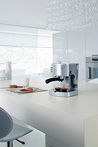 DeLonghi America EC330 Icona Collection Pump Espresso Machine, Stainless Steel by DeLonghi (Image #1)