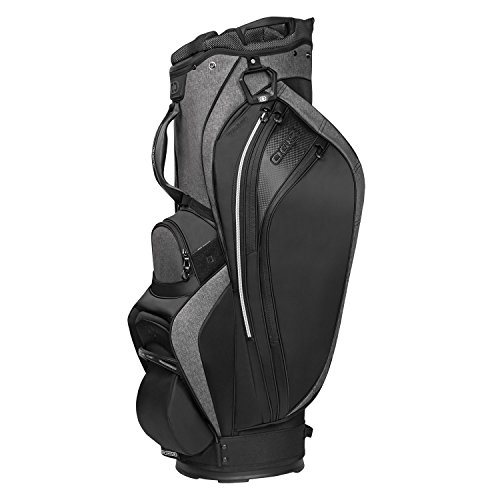 OGIO 2018 Grom Cart Bag, Dark Static