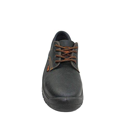 Princetown - Calzado de protección de Piel para hombre Negro negro negro