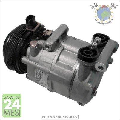 CLS compresor climatizador de aire acondicionado Sidat FORD FOCUS C-MAX gasolina: Amazon.es: Coche y moto