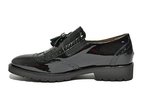 De Nero Zapatos Negro Mujer Giardini Para Cordones ORRvaZq