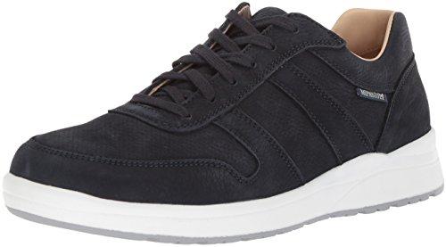 Mephisto Walking Shoes - Mephisto Men's VITO PERF Sneaker, Navy, 7.5 M US
