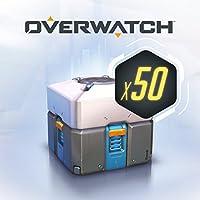 Overwatch 50 Loot Boxes - PS4 [Digital Code]