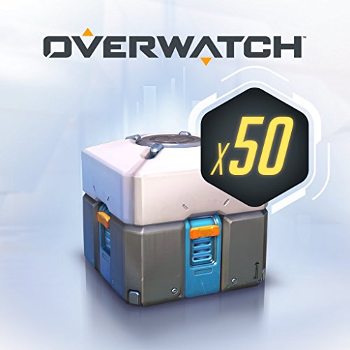 Overwatch 50 Loot Boxes - PS4 [Digital Code] by Blizzard Entertainment