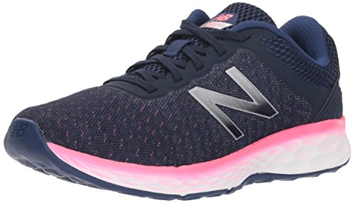 New Balance Women's Kaymin Trail v1 Fresh Foam Trail Running Shoe Pigment