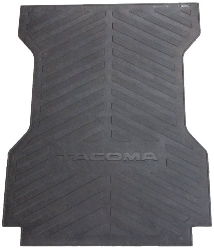 (Genuine Toyota Accessories PT580-35050-LB Bed Mat for Select Tacoma Models)
