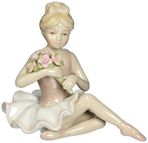 Cosmos 96535 Porcelain Ballerina Figurine