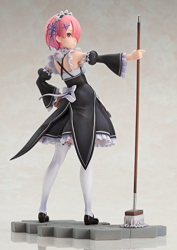 Good Smile Re Zero Ram Maid Version 7 Scale PVC Figure Diamond Comic Distributors FEB178601 1 Starting Life in Another World
